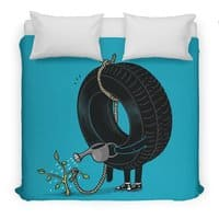 Good Things Come to Those Who Wait! - duvet-cover - small view