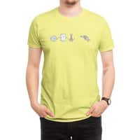 Rock, Paper, Scissors, Shoot! - mens-regular-tee - small view