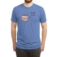 Cake - mens-triblend-tee - small view