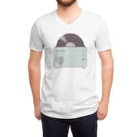 High Fidelity - vneck - small view