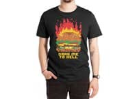 Burger Fever - mens-extra-soft-tee - small view