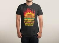 Burger Fever - mens-triblend-tee - small view