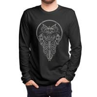 Dark Owl - mens-long-sleeve-tee - small view