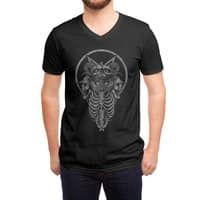 Dark Owl - vneck - small view