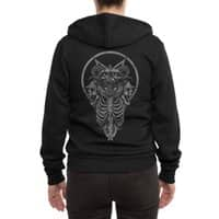 Dark Owl - zipup - small view