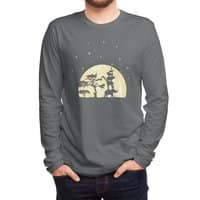 Reach For The Stars - mens-long-sleeve-tee - small view