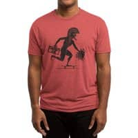 A Hero's Return - mens-triblend-tee - small view