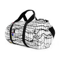 Drunk Mondrian - duffel-bag - small view