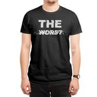 THE WORST - mens-regular-tee - small view