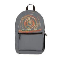 The Geometry of Sunrise - backpack - small view