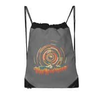 The Geometry of Sunrise - drawstring-bag - small view