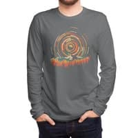 The Geometry of Sunrise - mens-long-sleeve-tee - small view