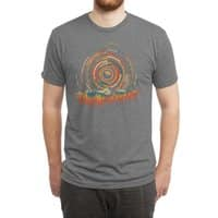 The Geometry of Sunrise - mens-triblend-tee - small view