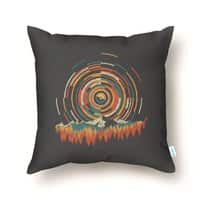 The Geometry of Sunrise - throw-pillow - small view