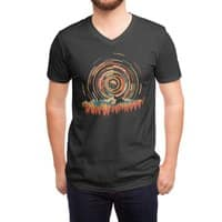The Geometry of Sunrise - vneck - small view