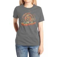 The Geometry of Sunrise - womens-extra-soft-tee - small view