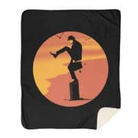 Silly Karate - blanket - small view
