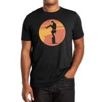 Silly Karate - mens-extra-soft-tee - small view