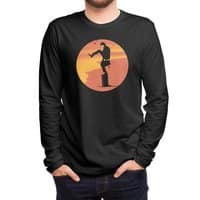 Silly Karate - mens-long-sleeve-tee - small view