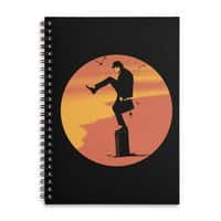 Silly Karate - spiral-notebook - small view