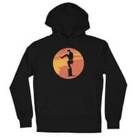 Silly Karate - unisex-lightweight-pullover-hoody - small view