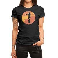 Silly Karate - womens-regular-tee - small view