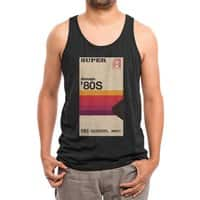 Super Tape - mens-triblend-tank - small view