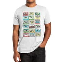 80s Playlist - mens-extra-soft-tee - small view