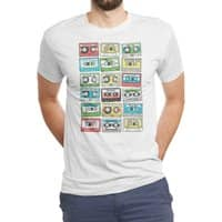 80s Playlist - mens-triblend-tee - small view