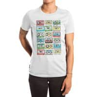 80s Playlist - womens-extra-soft-tee - small view