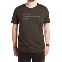 Haikus Are Easy, But Sometimes... - mens-extra-soft-tee - small view