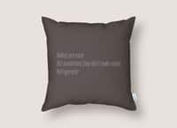 Haikus Are Easy, But Sometimes... - throw-pillow - small view
