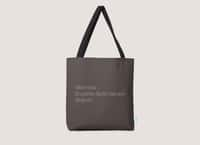 Haikus Are Easy, But Sometimes... - tote-bag - small view