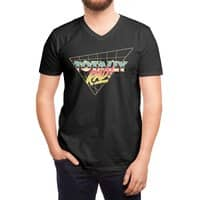 Totally Rad - vneck - small view