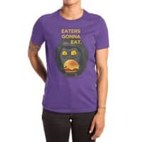Eaters Gonna Eat - womens-extra-soft-tee - small view
