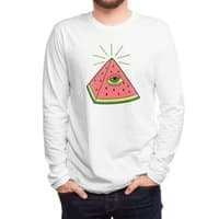 Watermelon - mens-long-sleeve-tee - small view