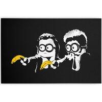 Banana Fiction - horizontal-canvas - small view