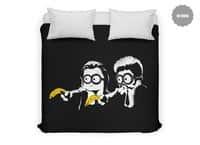 Banana Fiction - duvet-cover - small view