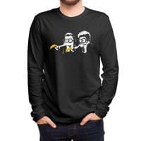 Banana Fiction - mens-long-sleeve-tee - small view