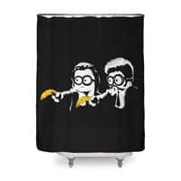 Banana Fiction - shower-curtain - small view