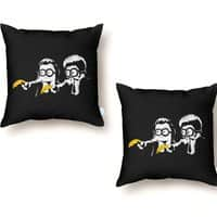 Banana Fiction - throw-pillow - small view