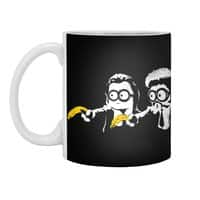 Banana Fiction - white-mug - small view