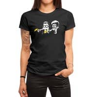 Banana Fiction - womens-regular-tee - small view