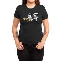 Banana Fiction - womens-triblend-tee - small view