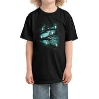 Tree Spirits - kids-tee - small view
