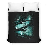 Tree Spirits - duvet-cover - small view