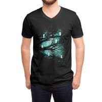 Tree Spirits - vneck - small view