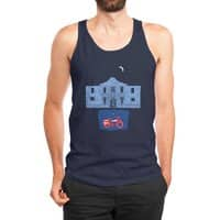 In The Basement Of The Alamo - mens-jersey-tank - small view
