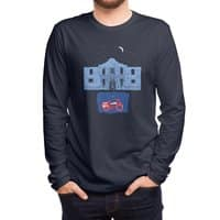 In The Basement Of The Alamo - mens-long-sleeve-tee - small view