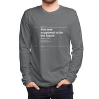 Damn Scientists - mens-long-sleeve-tee - small view
